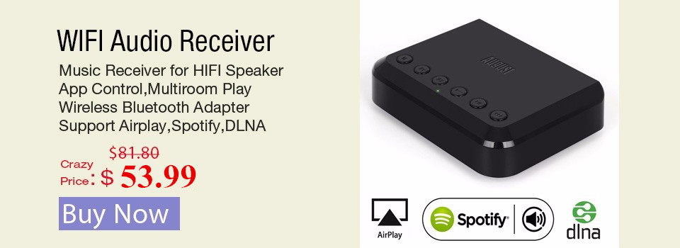 WIFI Music Receiver