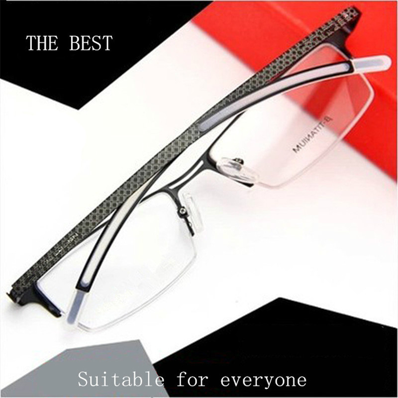 titanium eyewear colr  2016 Hot Vintage Titanium Lightweight Eyeglasses Frames Eyewear Women  Titanium Branded Eye Glasses Men Oculos De