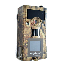 2016 New Keepguard KG860 12mp HD MMS/GPRS 940nm 720P Hunting Handy Size Camera with Night Vision Motion Detection