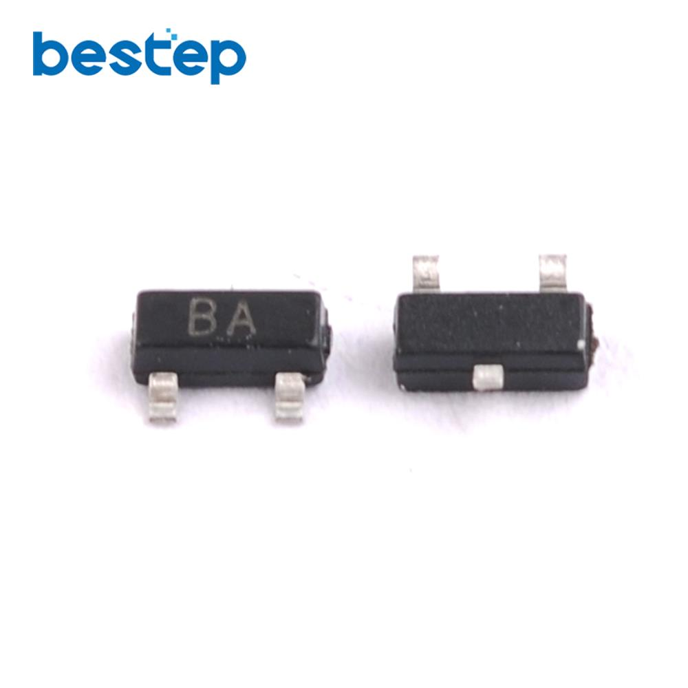 100PCS-SMD-Transistor-A1015-SOT-23-Package-PNP A Datasheet Pnp Transistor on circuit symbol, how use, amplifier circuit, energy band, gain circuit,