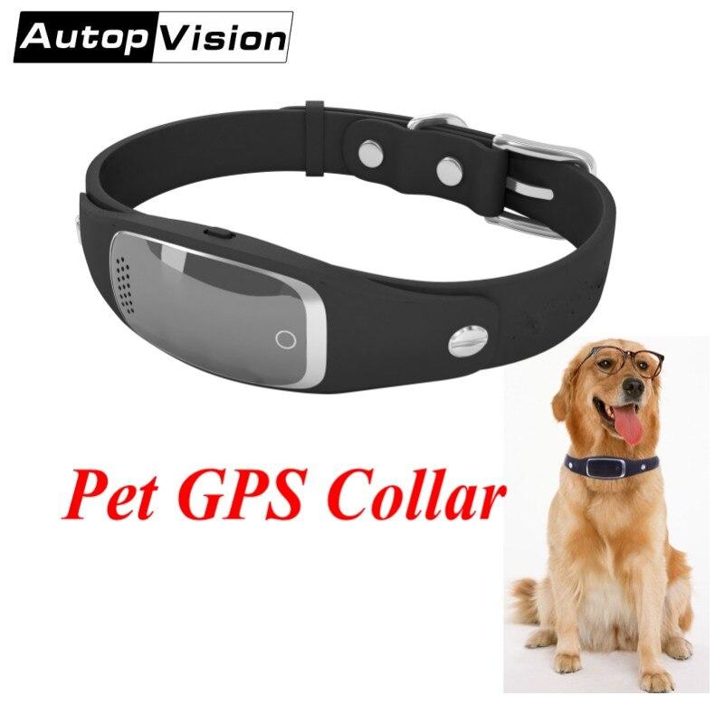 S1 Pet GPS Collar Mini Waterproof Silicon Pets Collar GPS <font><b>Tracker</b></font> GPS+LBS+WIFI Locator for <font><b>Dog</b></font> Cat Tracking Geofence Free APP