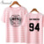 Simenual athleisure BTS 2017 kpop camiseta a rayas de impresión de la letra harajuku verano primeros tee emparejados camisetas tallas grandes ropa pareja