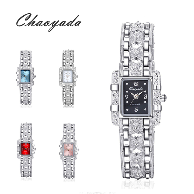 Women's Luxury Stainless Steel Watch 1