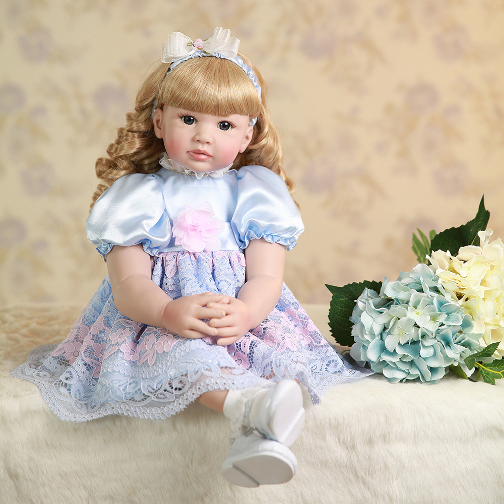 Collection Reborn Baby Girl Dolls For Sale Silicone -4948