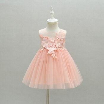 Vestido Para Ninas 1 Ano Fiesta De Cumpleanos Princesa Vestidos Traje Recien Nacido Vestido De Bautizo Ropa Infantil Vestido Para Bebe