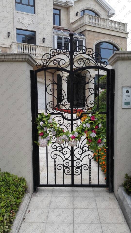 Cheap Gates 3ft Metal Gate Iron Gates And Fences For Sale Garden Gate Designs