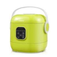 Yoice Portable Mini Multi Auto Rice Cooker 2L for 1 4 People Soup Porridge Cake Yogurt Maker Machine|Rice Cookers|   -