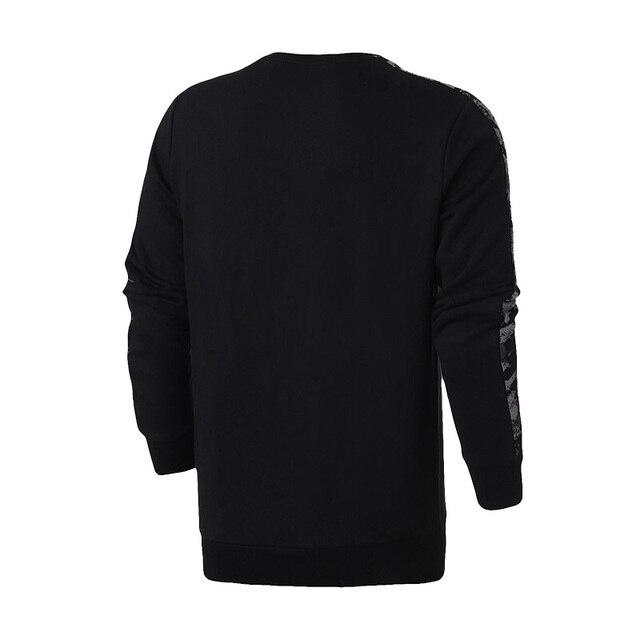 Original New Arrival 2018 PUMA Classics T7 Logo Crew TR Men's Pullover Jerseys Sportswear 1