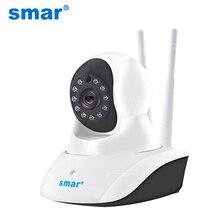 Smar Беспроводной 1080 P IP Камера охранных WI-FI IP Камера Камеры Скрытого видеонаблюдения Ночное видение CCTV Камера Видеоняни и радионяни 1920*1080