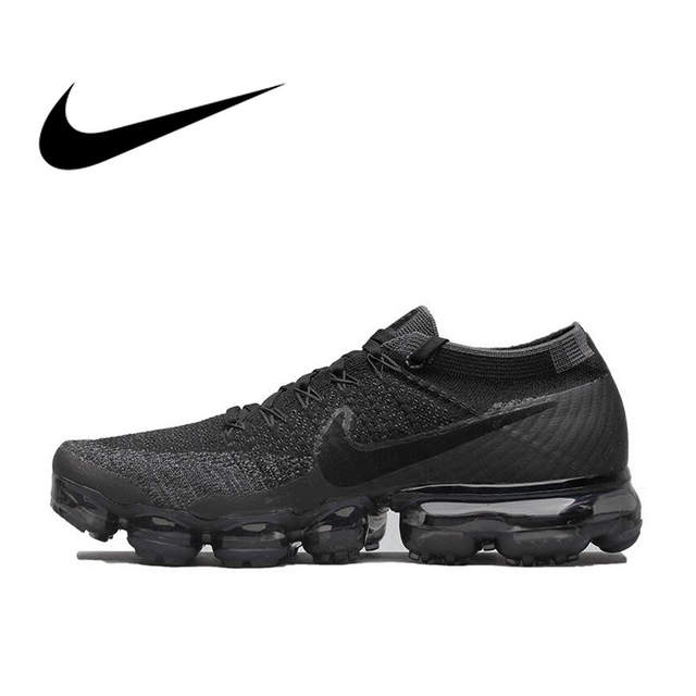 d91defa1ee8 placeholder Original Nike Air VaporMax Be True Flyknit Breathable Men s  Running Shoes Sport Official Sneakers Outdoor 849558