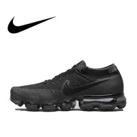 Original Nike Air VaporMax Be True Flyknit Breathable Men's Running Shoes Sport Official Sneakers Outdoor 849558 Durable Classic