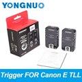 Yongnuo yn-622 ii yn-622c wireless ttl hss 1/8000 s disparador de flash 2 transceptores para canon 1100d 1000d 650d 600d 550d 7d 50d 5d