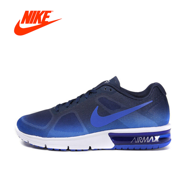 Original New Arrival Official NIKE AIR MAX Men's Running Shoes Low