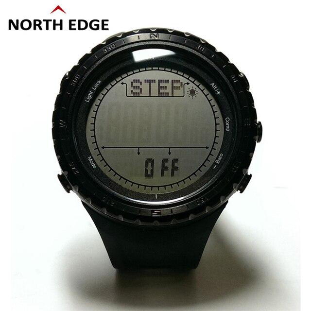 c91f626f5911 NorthEdge Digital del deporte de Los Hombres Horas reloj de Los Hombres  Militar reloj de pulsera