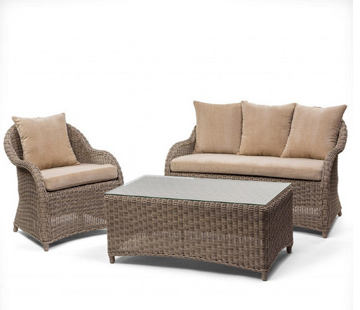 2017 sigma traditional wicker outdoor furniture club seating set 4 piece