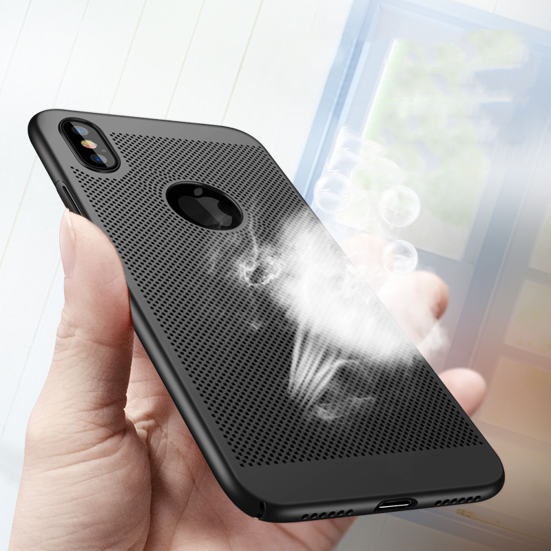 phone-case-for-iphone6-6plus-7-7plus-8-X-XS-MAX-XR-anti-falling-hard-ventilate