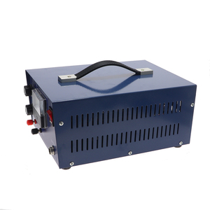 Image 4 - DX 50A high power laser spot welder pulse spot welding touch welder welding machine with jewelry equipment