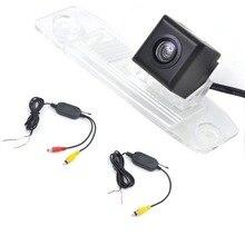 БЕСПРОВОДНОЙ ночного видения автомобильная камера заднего вида вспять резервного копирования для Hyundai Tucson Accent Elantra Terracan Веракрус Sonata
