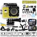 Action Camera NTK96655 Wifi 2 inch1080p FULL Hd Dv Novatek 96655 mini cam recorder marine diving 30M waterproof sports Camera