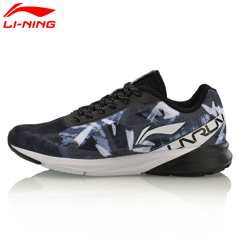 Li-Ning Colorful Women Running Shoes Breathable Comfort LiNing Cushion Sneakers Wearable Sports Shoes ARHM054 XYP566 glowing sneakers usb charging shoes lights up colorful led kids luminous sneakers glowing sneakers black led shoes for boys