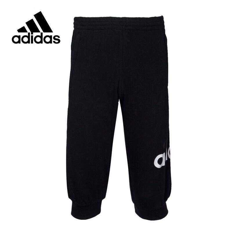 все цены на Original New Arrival 2017 Official Adidas PT 3/4 KN LIN Adidas Shorts Men Sportswear