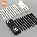 10Pcs/Lot Original Xiaomi KACO 0.5mm Xiomi Mi Signing P E N Gal Ink Smooth Writing Durable Signing writing supplies Black Refill