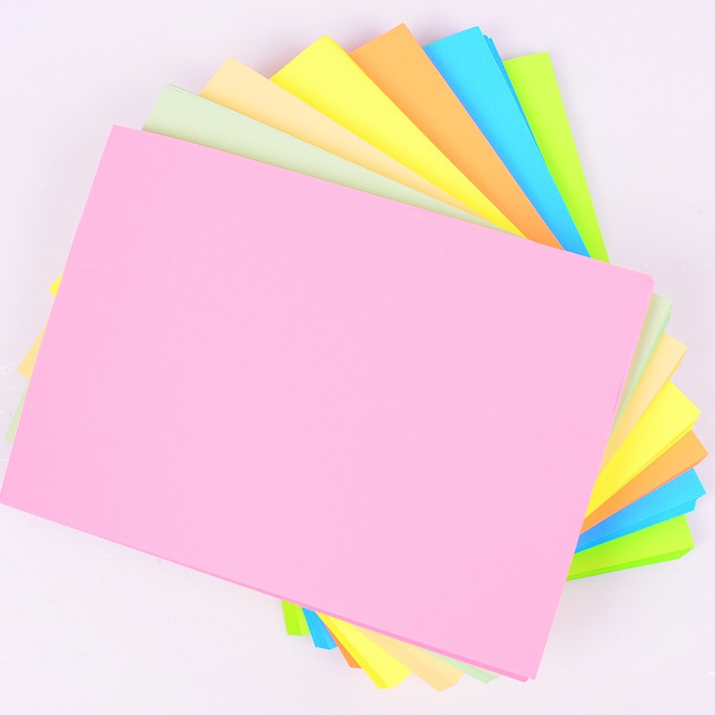 80g A4 100 sheets colored copy paper