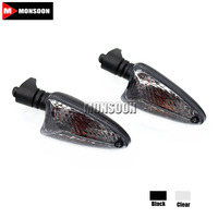 High Quality Motorcycle Turn Signals For BMW S1000RR 2010 2014 Smoke