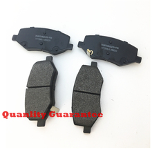 Front Brake pads set auto car PAD KIT-FR DISC for Chinese JAC REFINE S3 Closed Off-Road motor part 3500310U2230-F01
