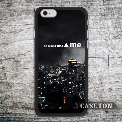 Dark City Case For iPhone 7 6 6s Plus 5 5s SE 5c and For iPod 5 Classic High Quality Ultra Cover Wholesale Retail