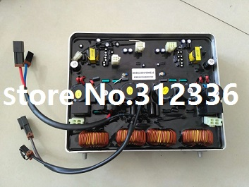 Fast Shipping IG6000 Double AVR 120/240V generator spare parts suit for kipor Kama Automatic Voltage Regulator free shipping 8 5kw 15kw avr gasoline generator automatic voltage regulator suit for other brand