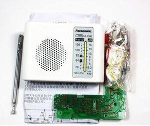 Image 3 - AM FM רדיו ערכת חלקי CF210SP חבילת לשינקין אלקטרוני מאהב להרכיב DIY