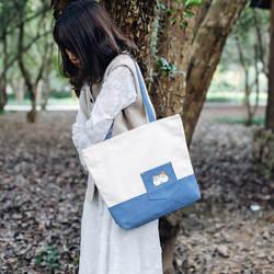 Оригинальная Холщовая Сумка женская сумка с принтом