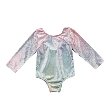 Lovely mermaid baby Girl Bathing Suit Bikini 1PC Baby Newborn Swimsuit Infant Girl Colorful Swimwear Bodysuit Jumpsuit Outfits