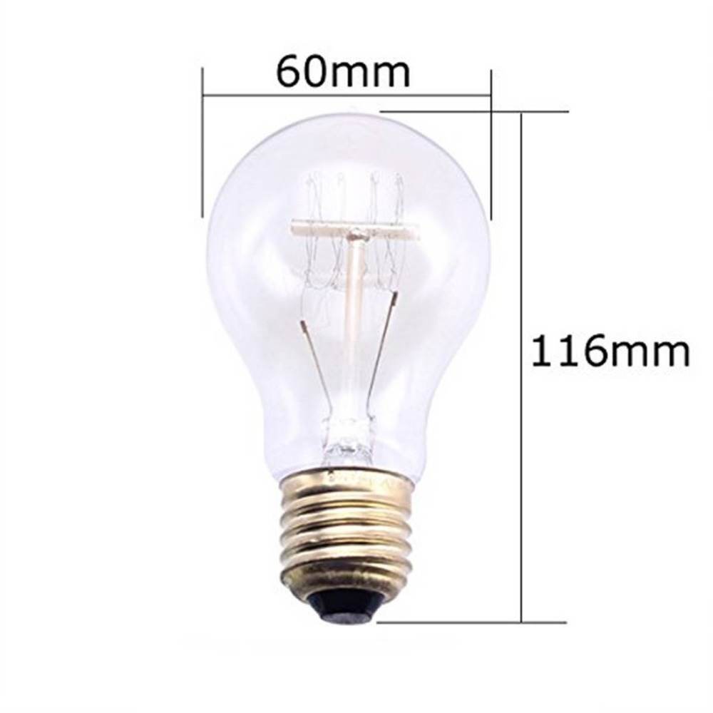 E27 Ampoule Us 6 11 15 Off Hrsod E27 Ampoule Edison Filament Bulbs Lampe Classique Vintage Antique Retro Vintage Industrial Incandescent Light Ac220 In Led
