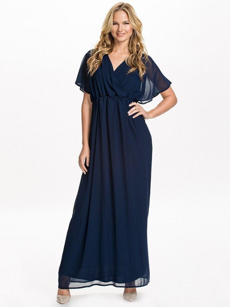 Plus Size Formal Maxi Dress – fashion dresses