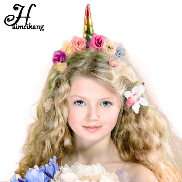 Peinados Con Diadema De Unicornio Para Ninas Peinados De Moda
