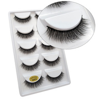 20/30/50 Packs Make your own logo custom 3D mink lashes G803 lashes with private logo for bulk wholesale G803