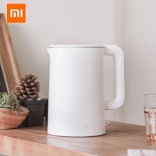 Original Xiaomi Mijia 1.5L Electric Water Kettle Stainless Auto Power-Off Protection Handheld Instant Heating Electric Kettle
