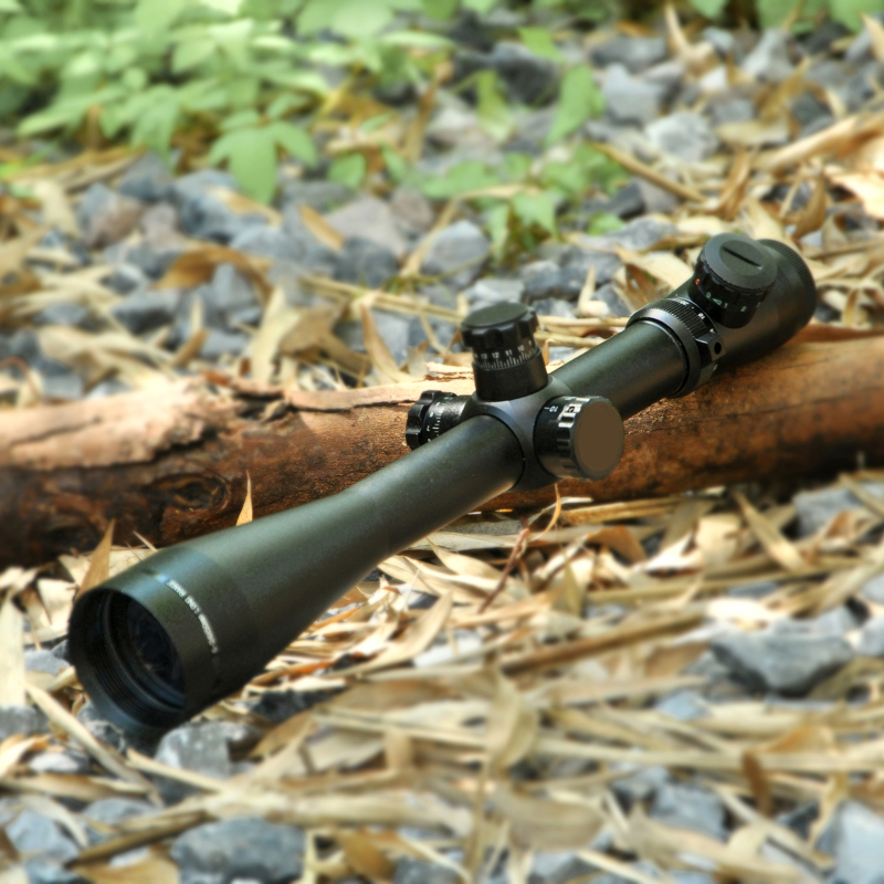цена Leupold MARK 4 6-24X50 M1 Tactical Rifle Scope Hunting Optics Scope Red and Green Dot Fiber Reticle Long Eye Relief Rifle Scopes