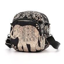 Women Nylon Shoulder Bag Mini Waterproof Soft Cotton Luxury Handbags Women Crossbody For Designer Bolsa Feminina Bolsos Mujer