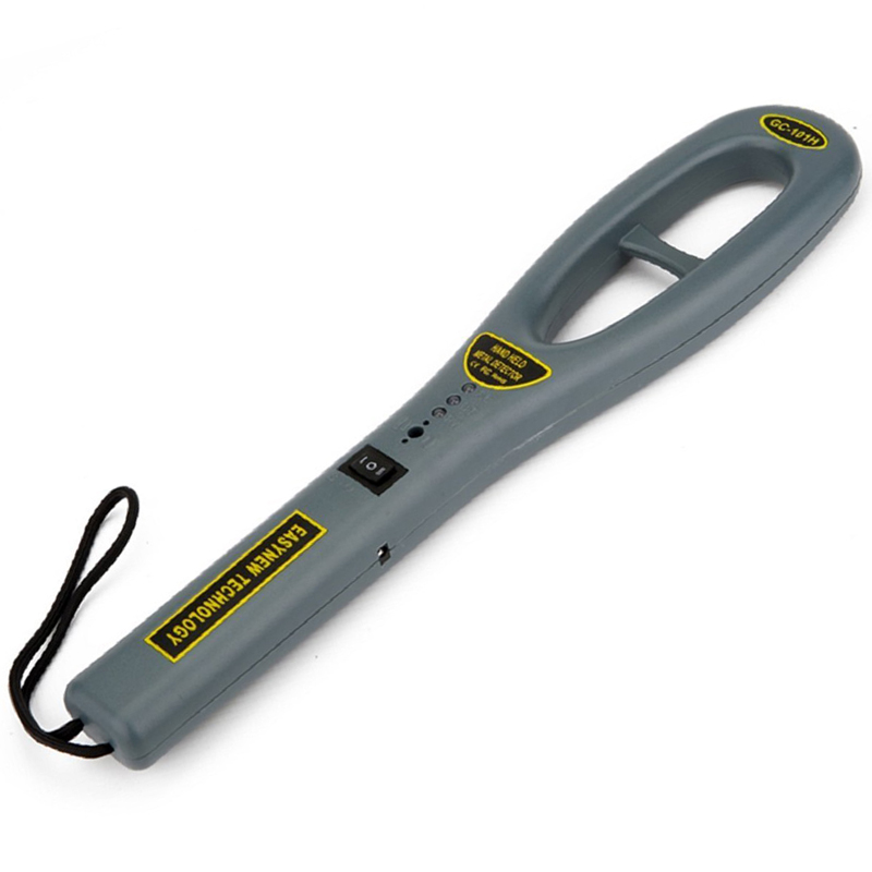 New Arrivals Professional Hand Held Highly Sensitive Metal Detector For Security Inspection Station Safety Protection Equipment