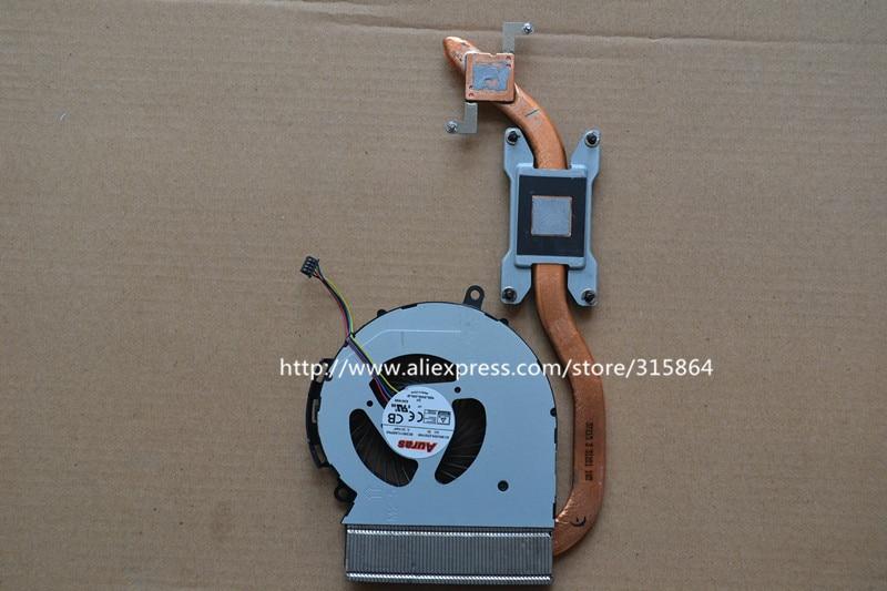 New laptop fan for HP 15-N 747267-001 with heatsink new laptop fan for acer aspire 7741 7741z 7741g 7551 f92g with heatsink