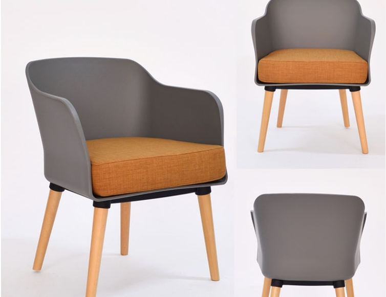 aliexpress koop mode kleur sofa houten plastic fauteuil