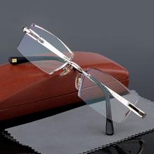 Высокое качество Очки для чтения diamond Резка Очки ясно Анти-усталость Дальнозоркостью очки + 1.0 + 1.5 + 2.0 + 2.5 + 3.0 + 3.5 + 4.0