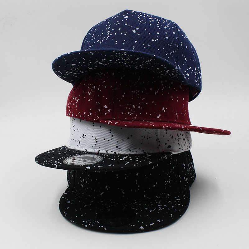 Miaoxi, nueva gorra de béisbol para niños a la moda, gorra de béisbol para niños con lunares en 4 colores, gorras de moda para niñas, gorras ajustables Unisex de verano