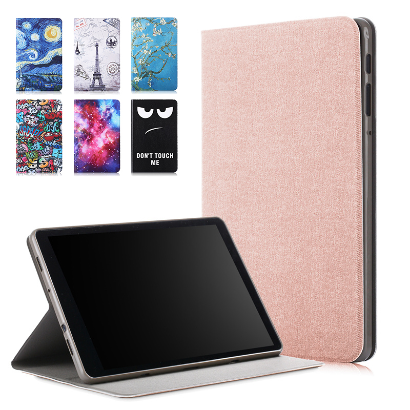 <font><b>Case</b></font> For Samsung Galaxy Tab A A2 10.5 inch 2018 <font><b>SM</b></font> <font><b>T590</b></font> T595 T597 Leather Smart Magnetic Stand Cover For Galaxy Tab A2 10.5 <font><b>Case</b></font> image