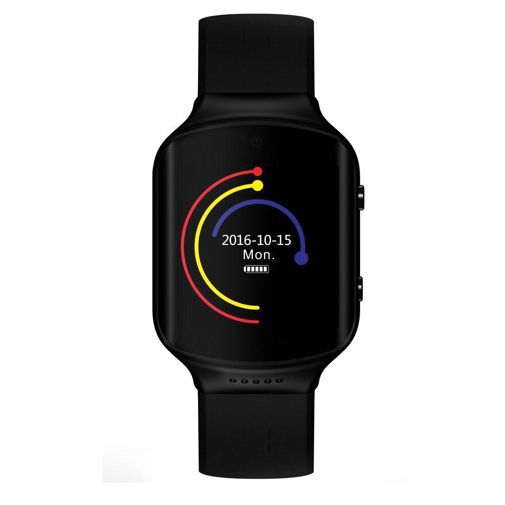 Prix pour Z80s Smart Watch Android 5.1OS MTK6580 Quad Core Smartwatch Avec 3G wifi Bluetooth GPS Google Play Store Moniteur de Fréquence Cardiaque