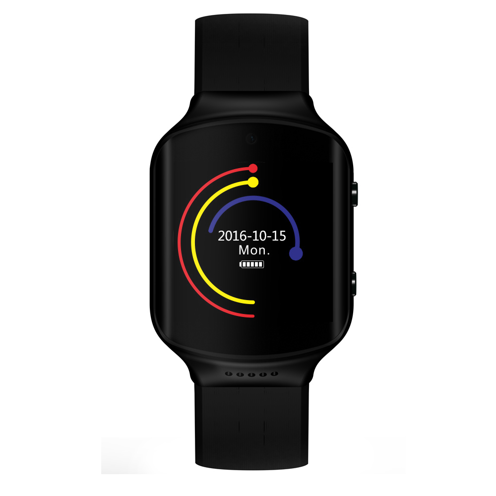 ФОТО Z80s Smart Watch Android 5.1OS MTK6580 Quad Core Smartwatch With 3G wifi Bluetooth GPS Google Play Store Heart Rate Monitor