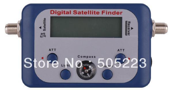 Free shipping ! hot sell  Displaying For Satellite Finder Meter ,TV Signal Finder SF9504 1pc/lot